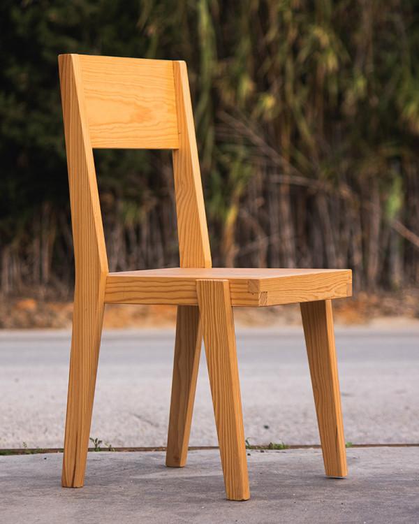 VOLOI Wood Chair